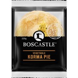 Photo of Boscastle Vegetable Korma Pie 220g