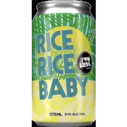 Photo of Two Birds Rice Rice Baby 4*375ml