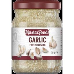 Photo of MasterFoods Garlic Freshly Crushed 170g