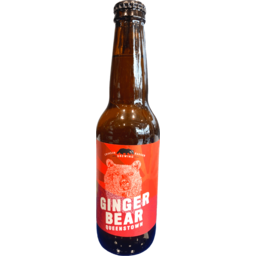 Photo of Crimson Badger Ginger Beer 500ml