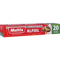 Photo of Multix Alfoil 20mx30cm Wide