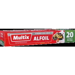 Photo of Multix Alfoil 20m X 30