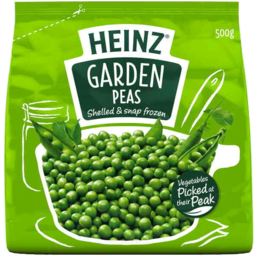 Photo of Heinz Garden Peas 500g