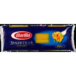 Photo of Barilla Pasta Spaghetti No 5 500gm