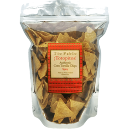 Photo of Tio Pablo Spicy Tortilla Chips 230gm
