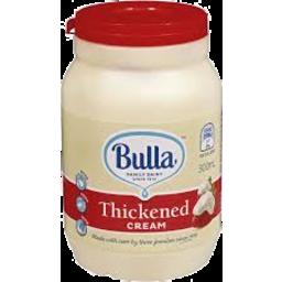 Photo of Bulla Cream Thickened (300ml)