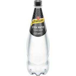 Photo of Schweppes Soda Water