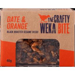 Photo of Weka Bite Date Orange 40g
