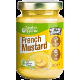 Photo of Absolute Organics French Mustard