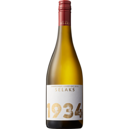 Photo of Selaks 1934 Chardonnay 750ml