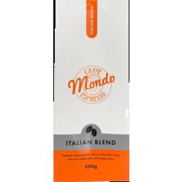 Photo of Caffe Espresso Mondo Italian Blend Coffee Beans 500g
