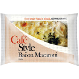Photo of Cafe Style Bacon Macaroni 300g