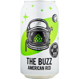 Photo of Hop Nation The Buzz American Red Can