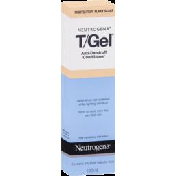 Photo of Neutrogena T/Gel Anti-Dandruff Conditioner 130ml