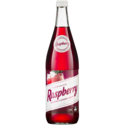 Photo of Juicy Isle Syrup Raspberry 750ml