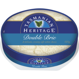 Photo of Tasmanian Heritage Double Brie 125g