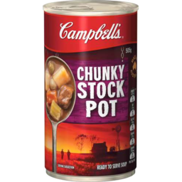 Photo of Campbells Chunky Stockpot 505gm