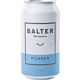 Photo of Balter Pilsner Cans