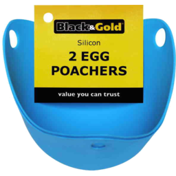 Photo of Black & Gold Egg Poacher Silicon 2