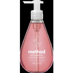 Photo of Method Gel Hand Wash Pink Grapefruit 354ml