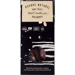 Photo of Kookas Natural Cookies - Raw Cacao Macadamia