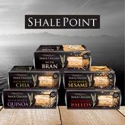 Photo of Shale Point Bran/Quinoa Cracker 124gm