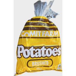 Photo of Brush Potato 5kg