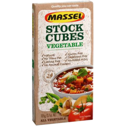 Photo of Massel Vegetable Stock Cubes 10pk