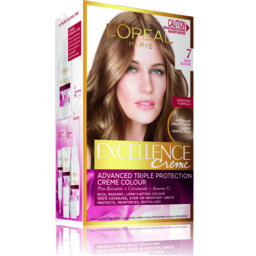 Photo of Loreal Excellence Creme Dark Blonde 7