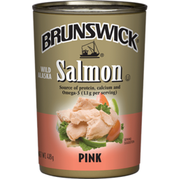 Photo of Brunswick Alaska Pink Salmon