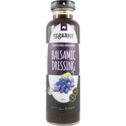 Photo of Ozganics - Balsamic Dressing - 350ml
