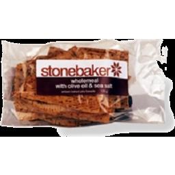 Photo of Stonebaker W/M Olive/Sea Salt 120g