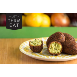 Photo of Hand Rolled Gluten Free Vegan Falafel