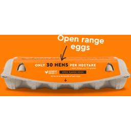 Photo of Honest Eggs Co. Eggs (12pk) 700g