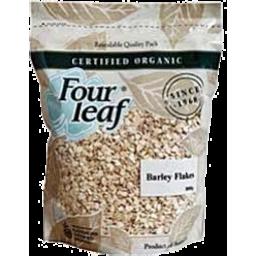 Photo of 4 Leaf Organic Barley Flakes 800g
