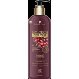 Photo of Schwarzkopf Bio-Tech Colour Radiant Shampoo 500ml