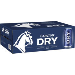Photo of Carlton Dry Can