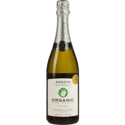 Photo of Angove Organic Wine Cuvee Brut 750ml