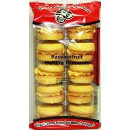 Photo of Homemade Collection Passionfruit Melting Moments 300g