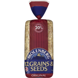 Photo of Molenberg 12 Grains & Seeds Original 700g