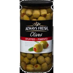 Photo of Always Fresh Spanish Stuffed Olives 700gm