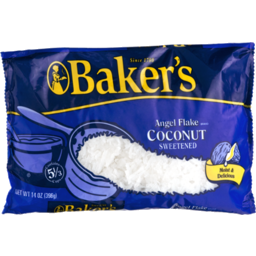 Photo of Bakers Angel Flake Coconut