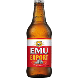 Photo of Emu Export Bottles