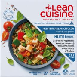 Photo of Lean Cuisine Mediterranean Chicken 280gm