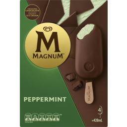 Photo of Streets M/P Magnum Peppermint 4s 428ml