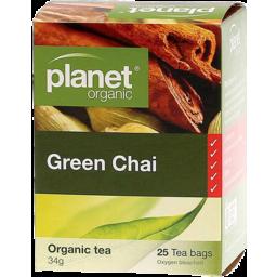 Photo of Planet Organic Tea - Green Chai