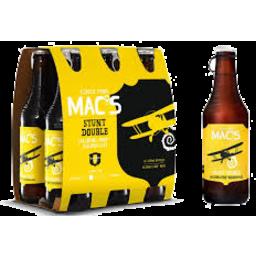 Photo of Mac's Stunt Double Alc Fr 6 Pack