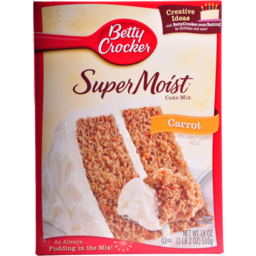 Photo of Betty Crocker Carrot Cake Mix