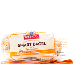 Photo of Toufayan Everything Smart Bagel