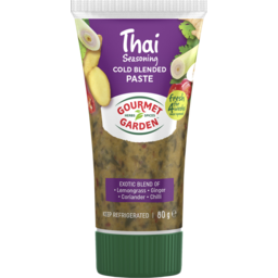 Photo of Gourmet Garden Herbs & Spices Gourmet Garden Thai Seasoning Paste 80g